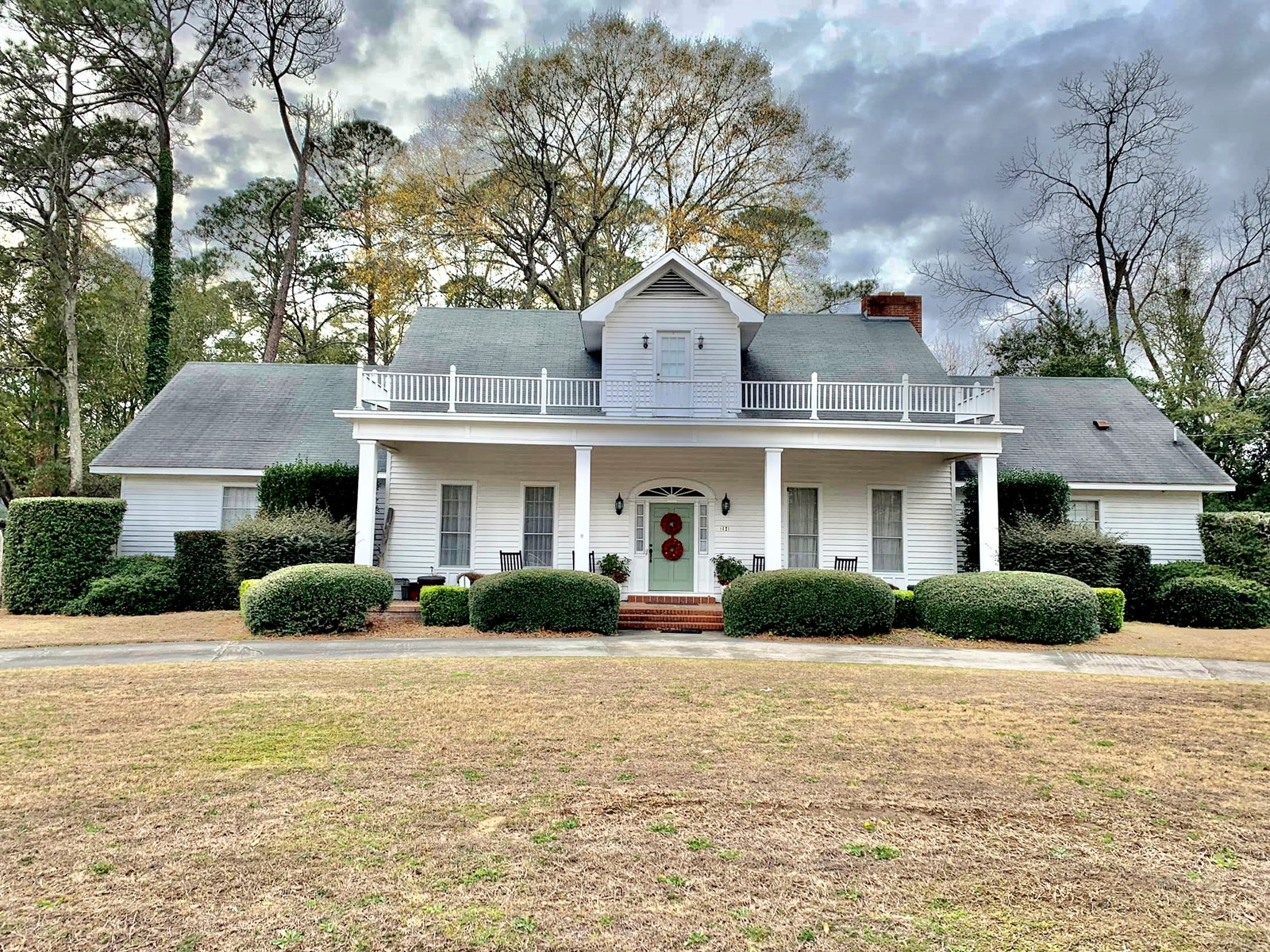 Historic Southern Home for sale Hartford Alabama, Geneva Co