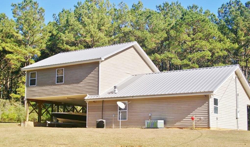 Custom Built Home, Shop & 14.72 Acres for Sale Amite Co, MS