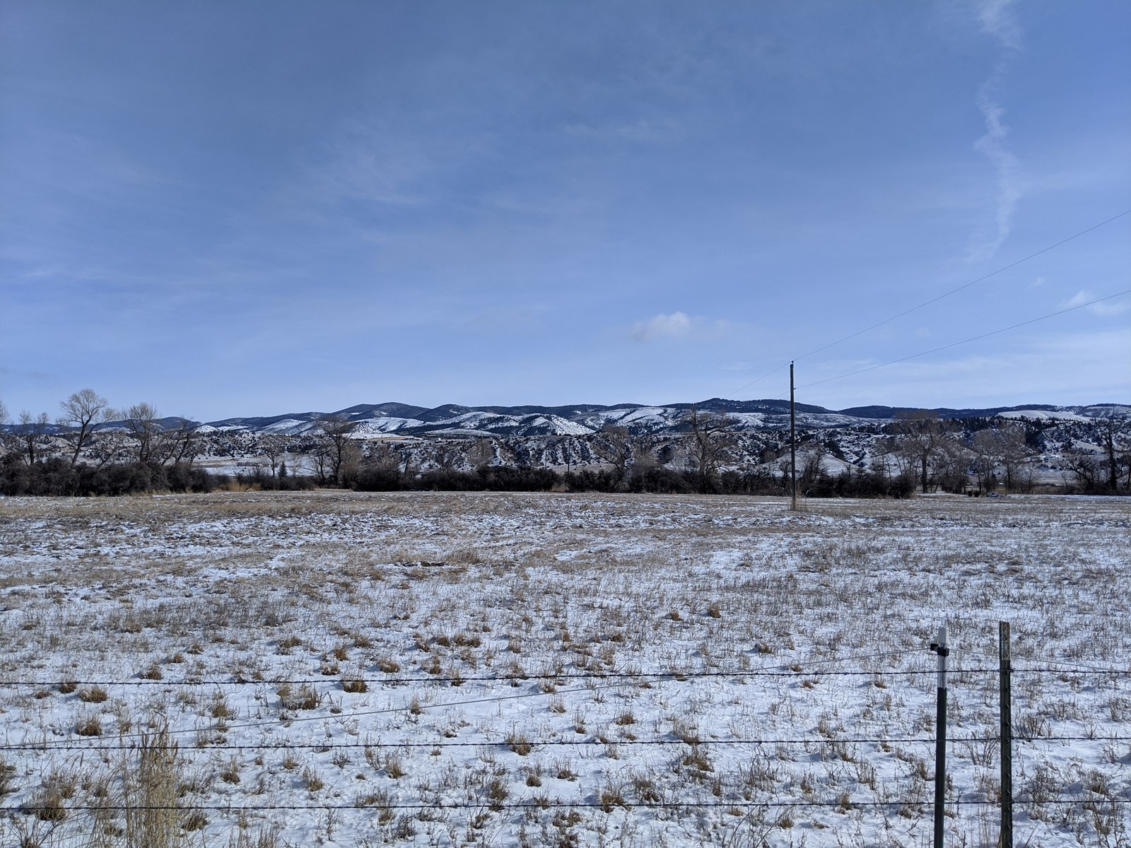 Rural Montana Acreage