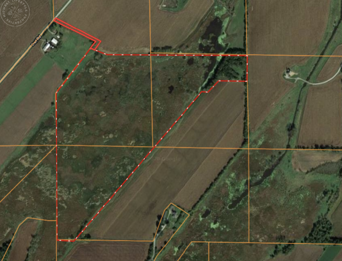 82+/- Hunting Land, Dodge County, Beaver Dam