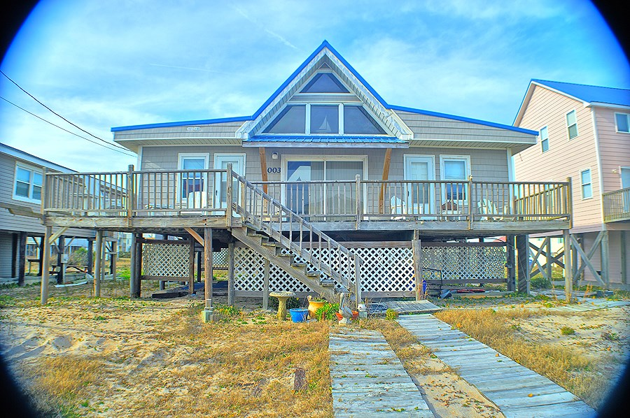 3BR Waterview Bungalow for Sale in Surf City