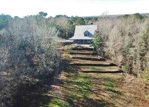 LARGE ACREAGE WITH CUSTOM HOME & LAKE, WILKINSON CO, MS