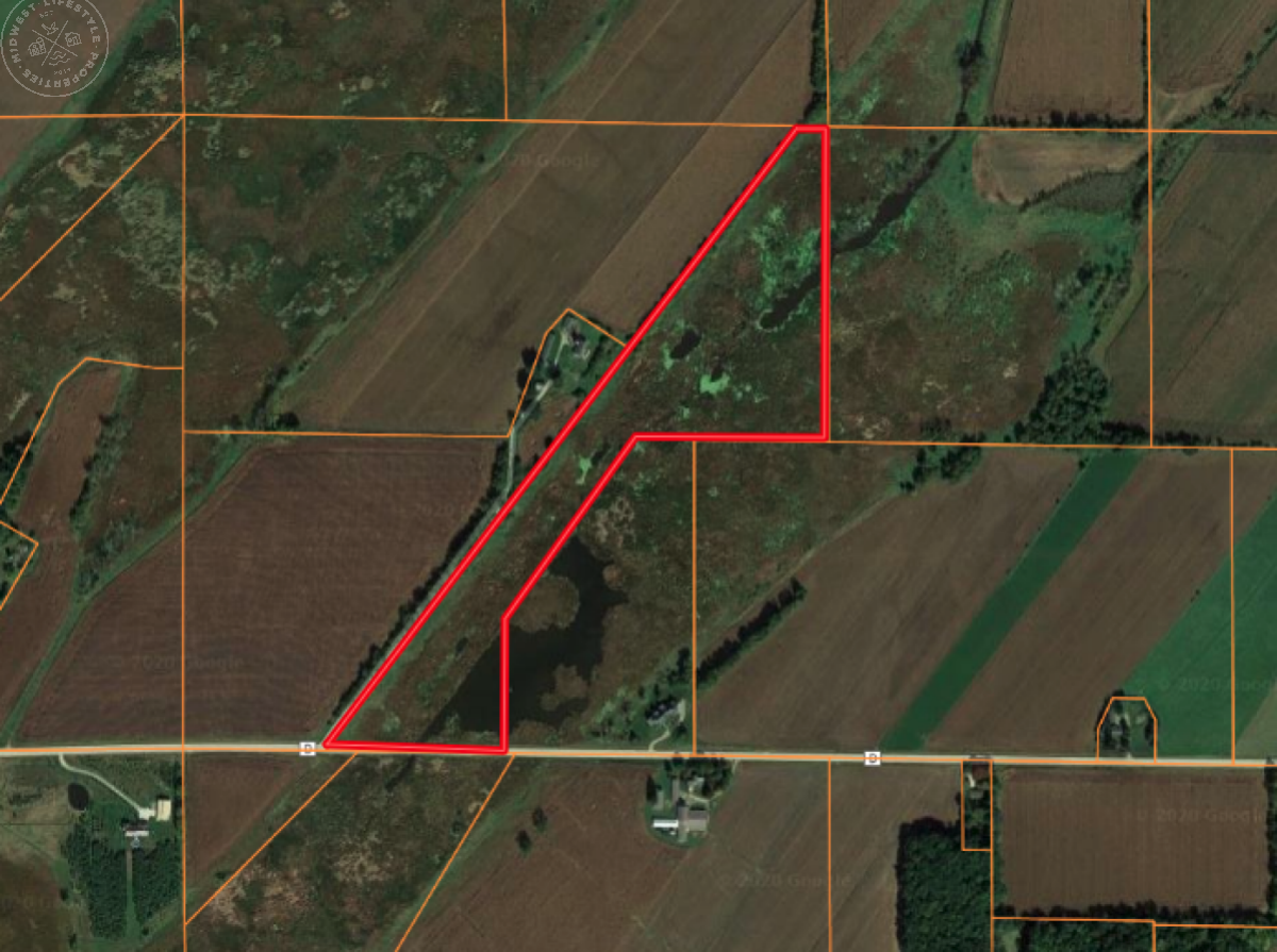 30 +/- Hunting Land, Dodge County, Beaver Dam