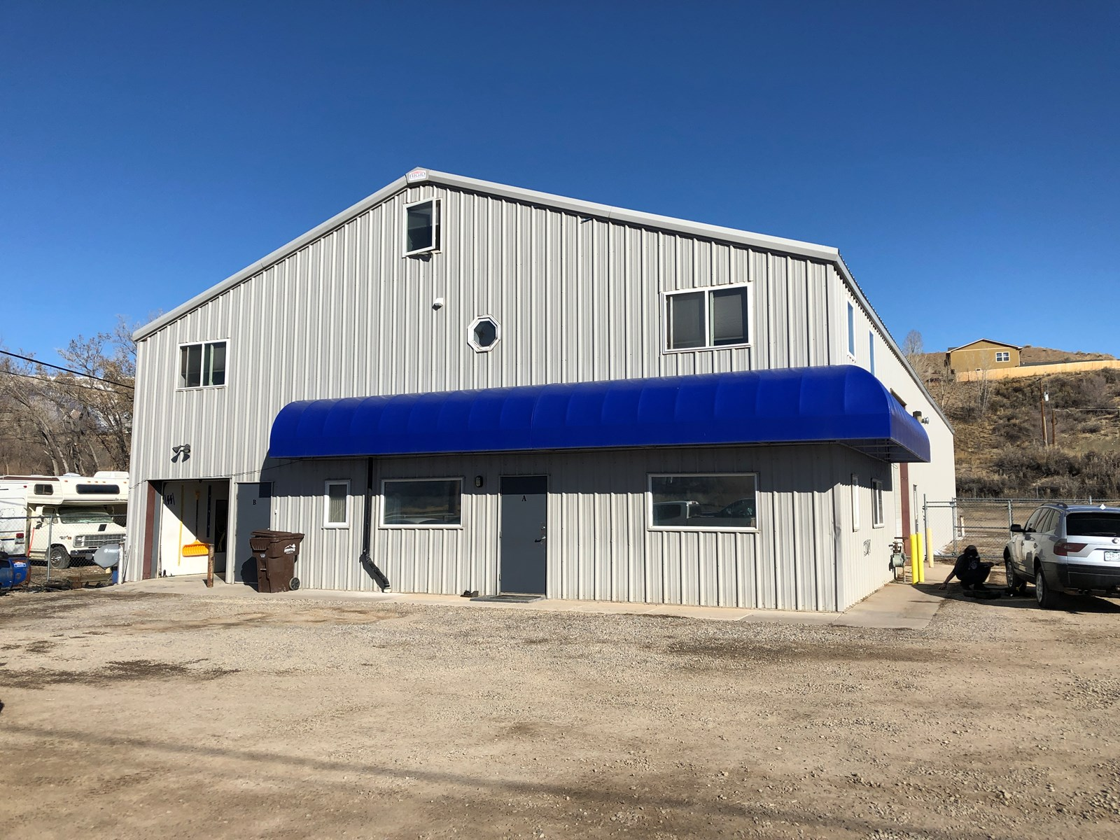 Income-producing commercial/industrial property in Rifle, CO