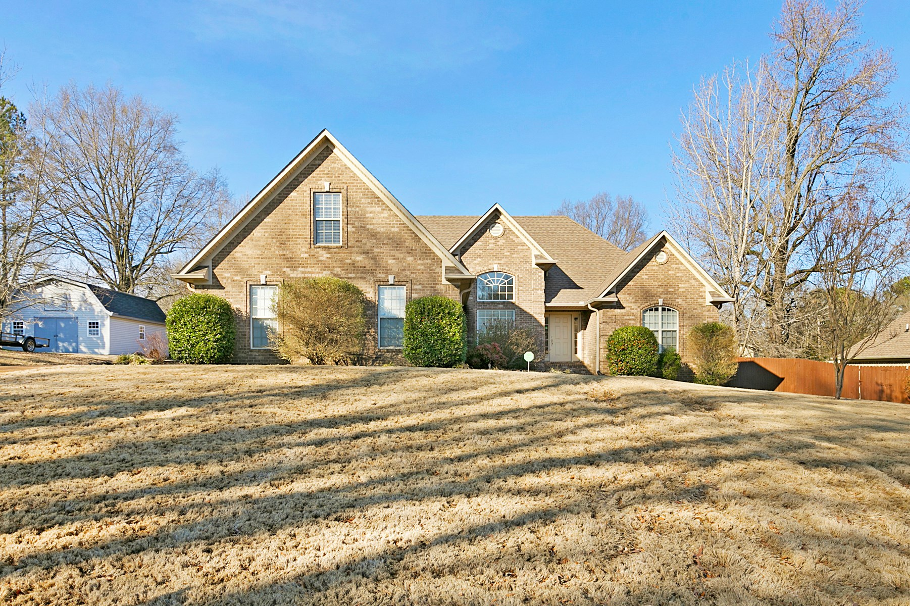 4 BR Brick Home For Sale in Prime Location - Milan, TN