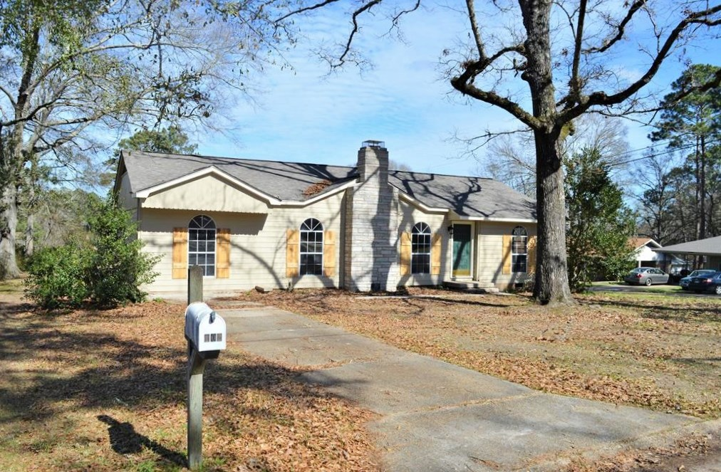 4 Bedroom Home fo Sale McComb, Pike County, MS