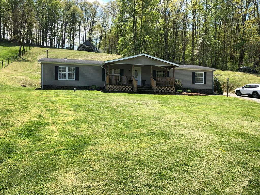 Remodeled Country Home For Sale In Abingdon, VA