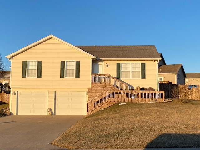 IMMACULATE HOME FOR SALE IN CAMERON MO