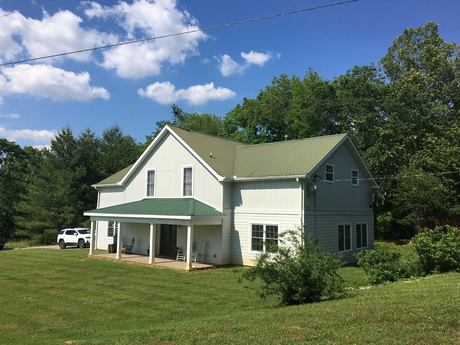 Tennessee Country Home and Acreage or sale!