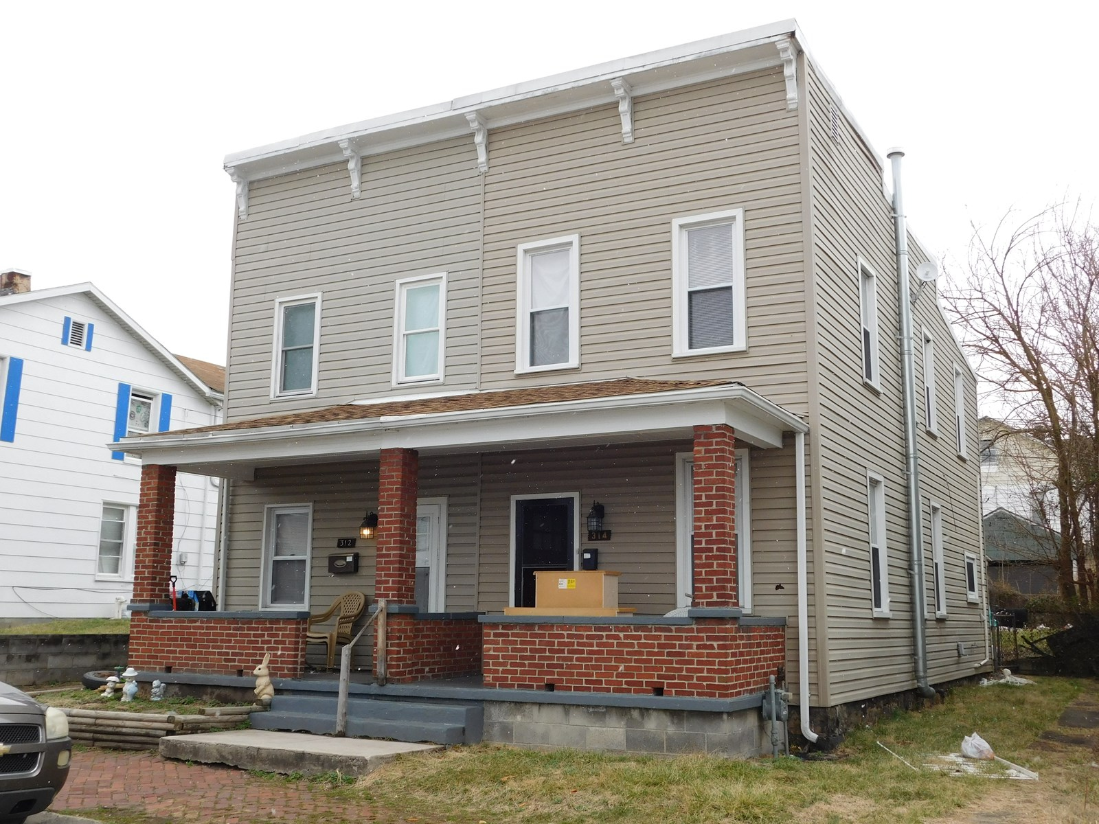 Cumberland MD Income Producing Duplex