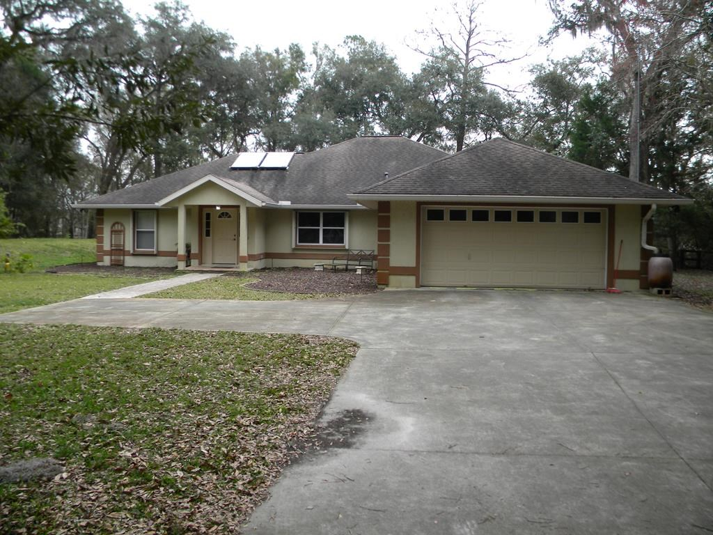 NORTH CENTRAL CHIEFLAND FLORIDA WATERFRONT 3 BED/2 BATH HOME