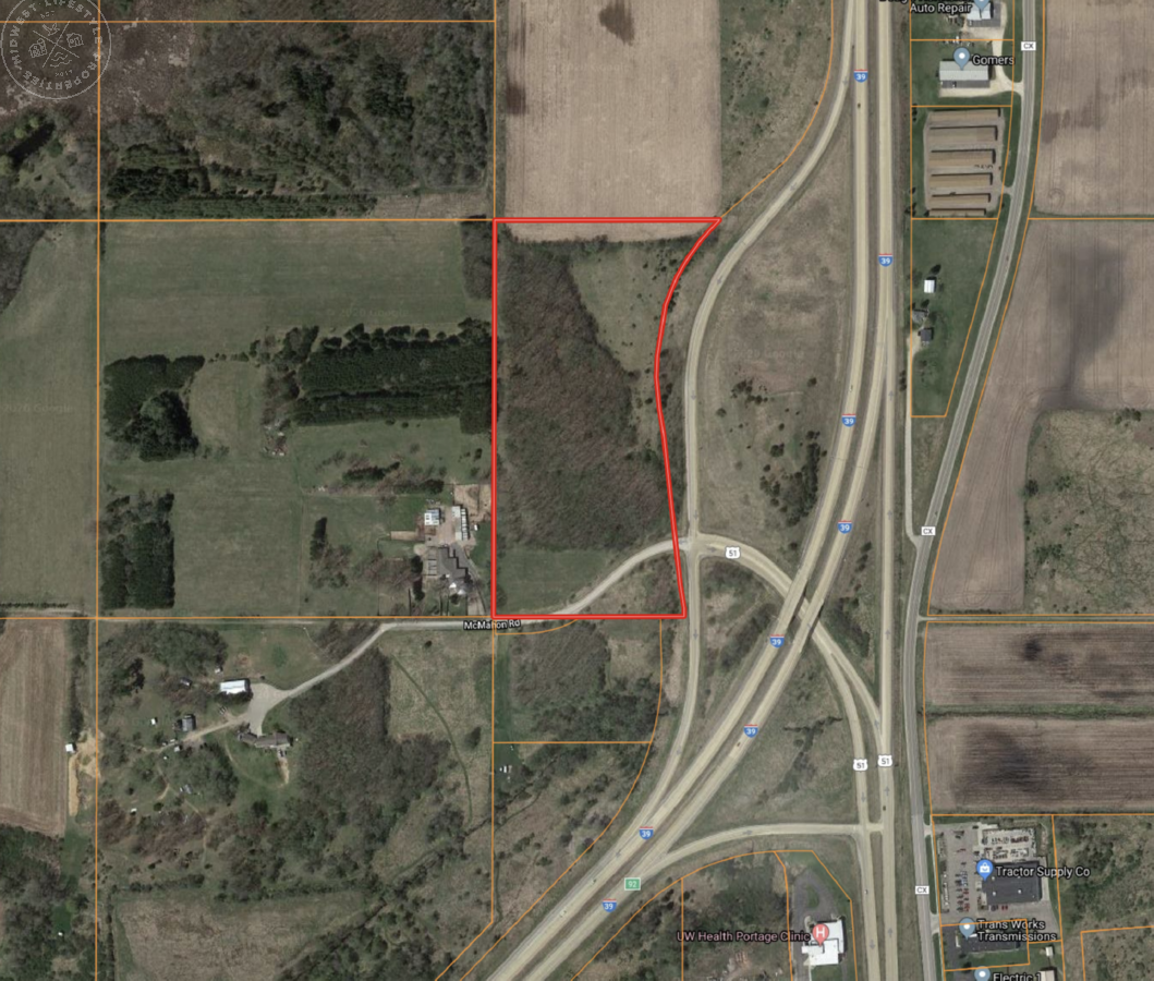 Commercial Property Columbia County, Portage WI