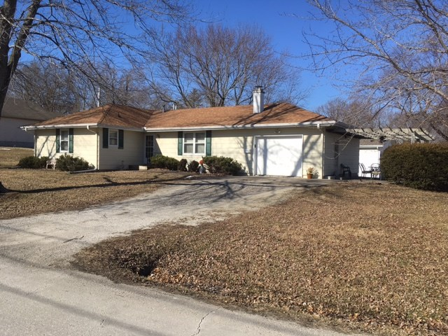 ONE LEVEL LIVING HOME FOR SALE IN CAMERON MO
