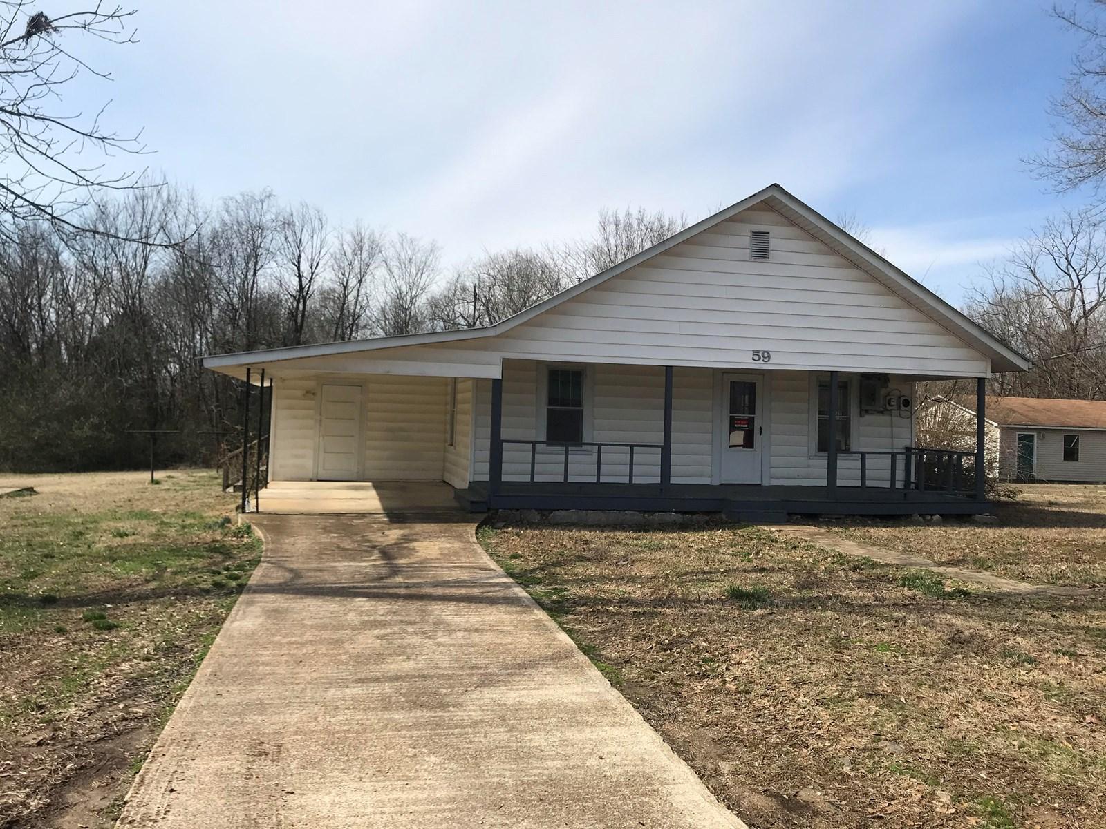 Investment/retirement property Ash Flat, Arkansas for sale