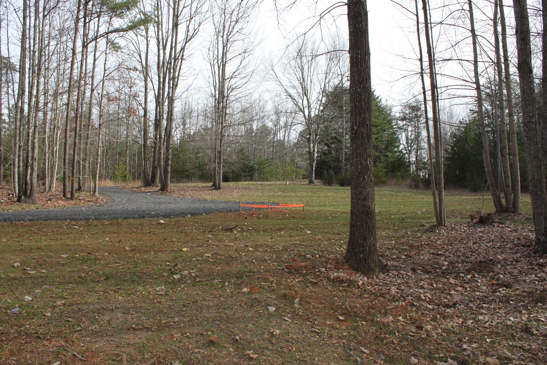 WOODED LOT WITH WELL & SEPTIC NEAR LAKE