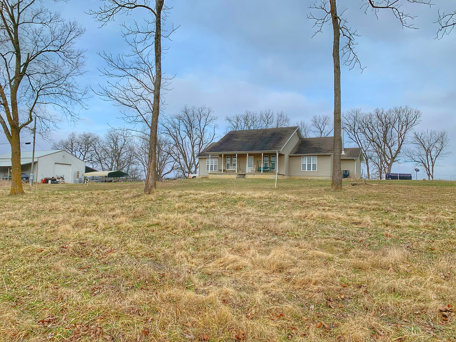 14505 SE 550th Road, Weaubleau, MO 65774
