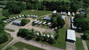 COMMERCIAL RV PARK & STORAGE BUSINESS FOR SALE ANTLERS OK