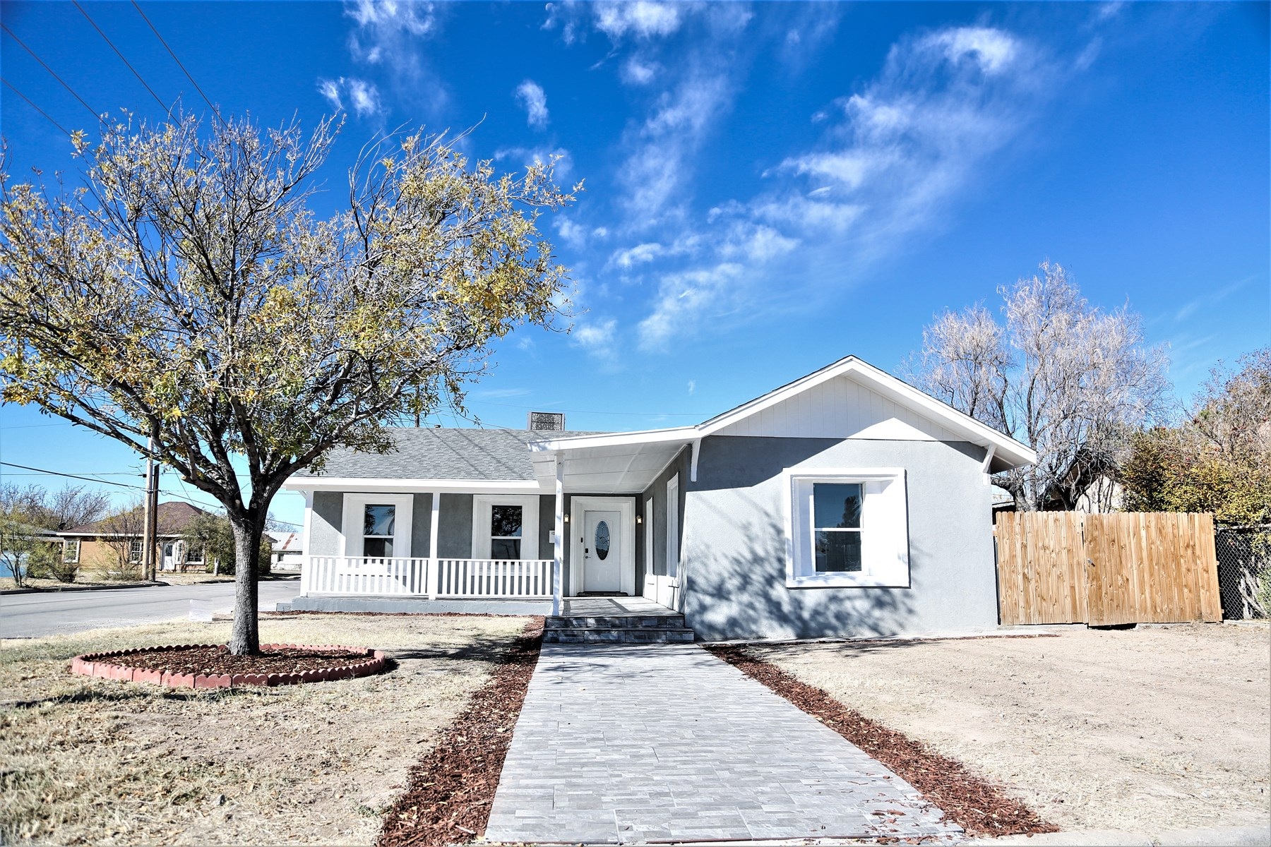501 N TEXAS 4 BR 3 BA HOUSE IN FORT STOCKTON