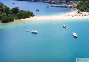 BEACH RESTAURANT FOR SALE IN ISLA TABOGA PANAMA