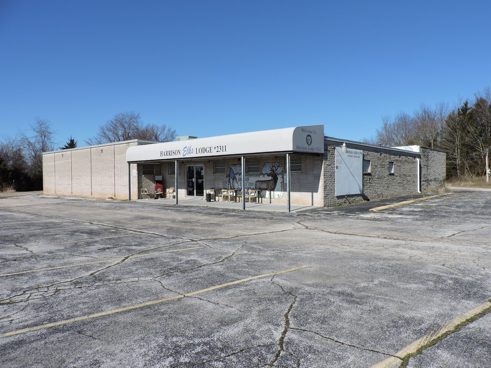 COMMERCIAL PROPERTY ON 3.6 ACRES AT US HWY 65 JUNCTION