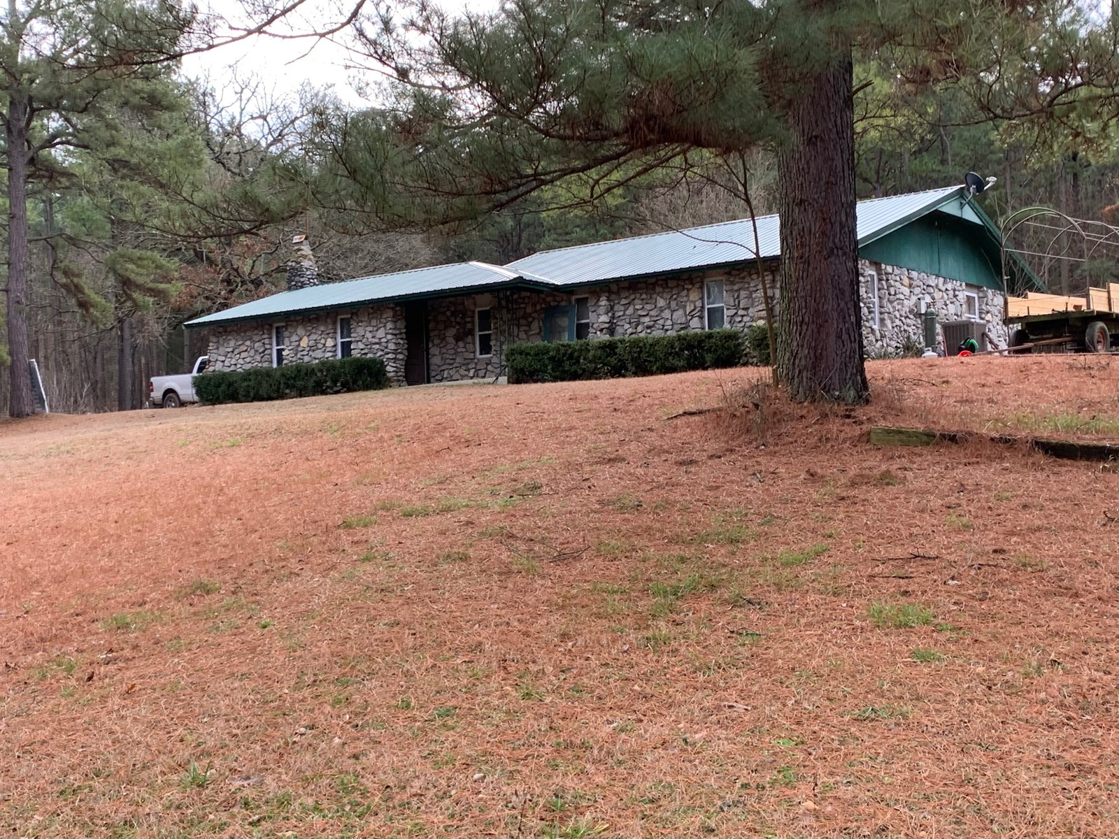 Country Home for sale-Wilburton, Oklahoma