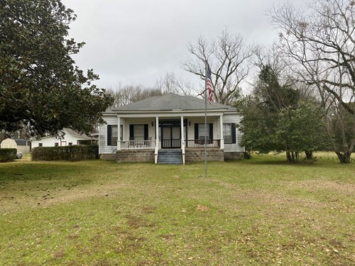 Older 3 bedroom, 2 bath country home on 5 acres,