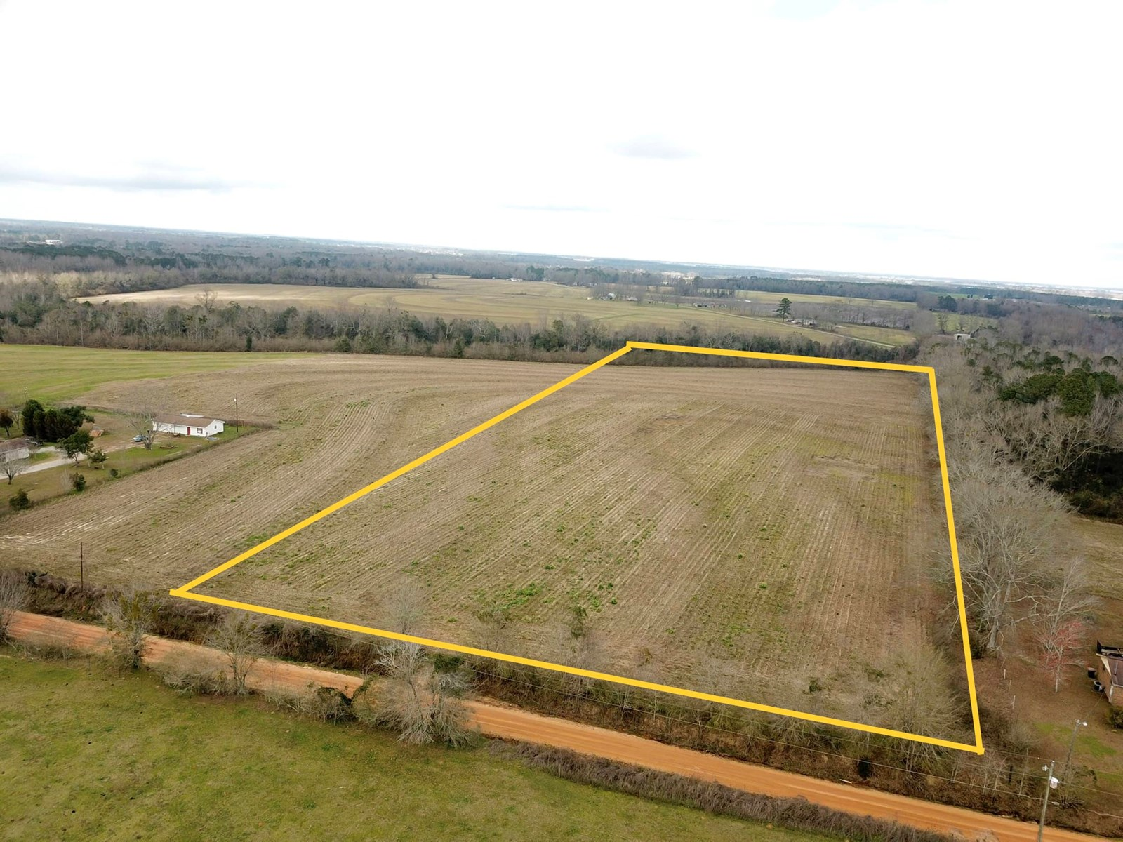 14 Acres Scott Road, Slocomb, Al (Malvern Community)