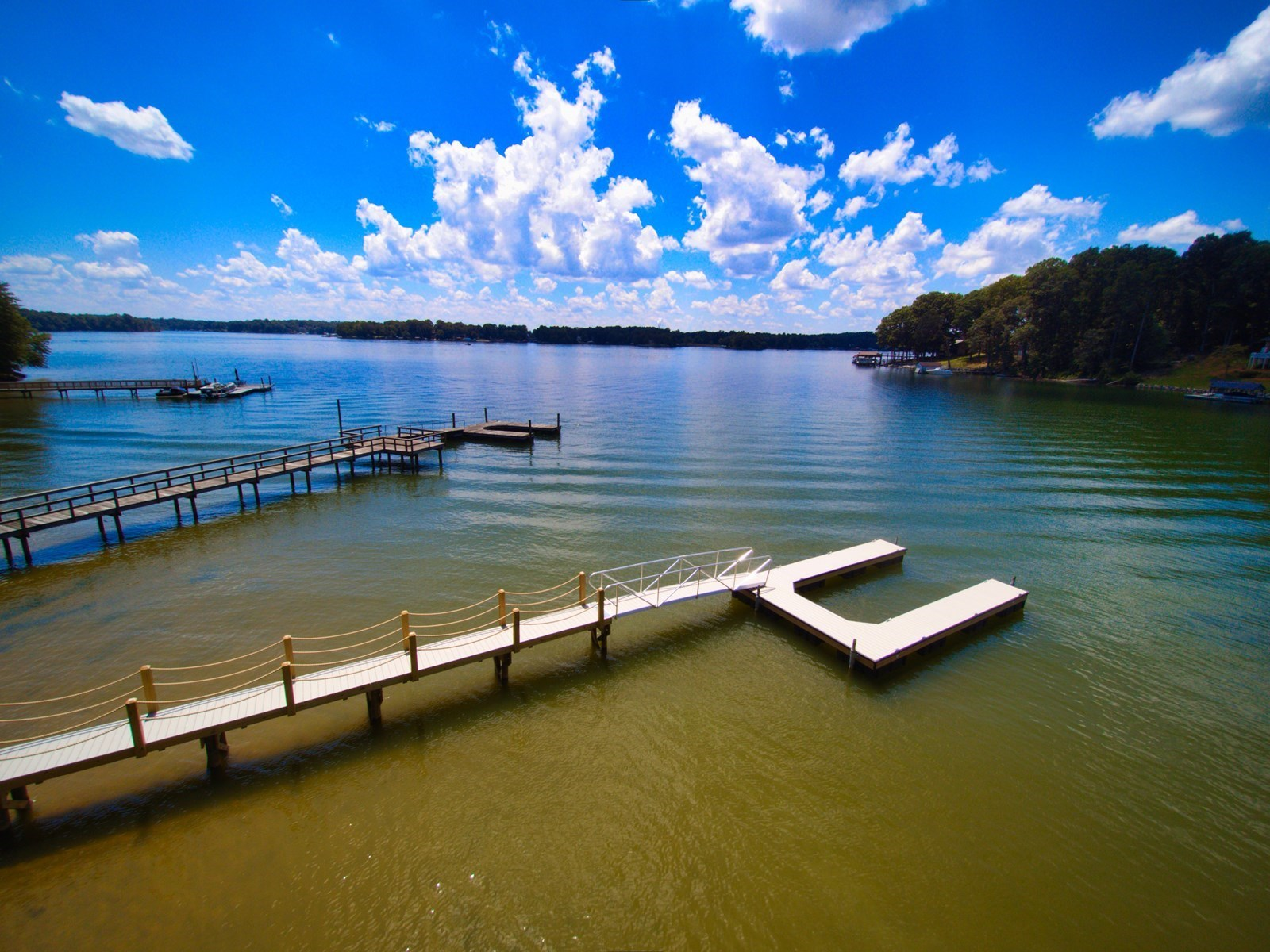 Large Waterfront Lot for Sale on Lake Norman in Troutman, NC