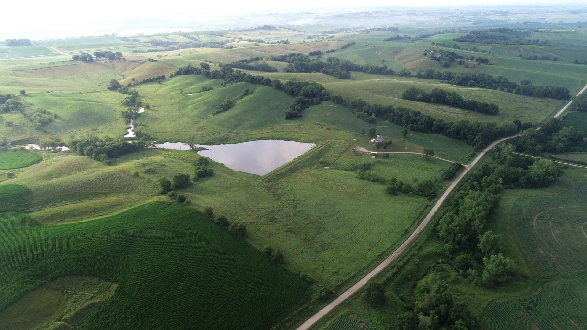 Audubon County Iowa Recreational Retreat