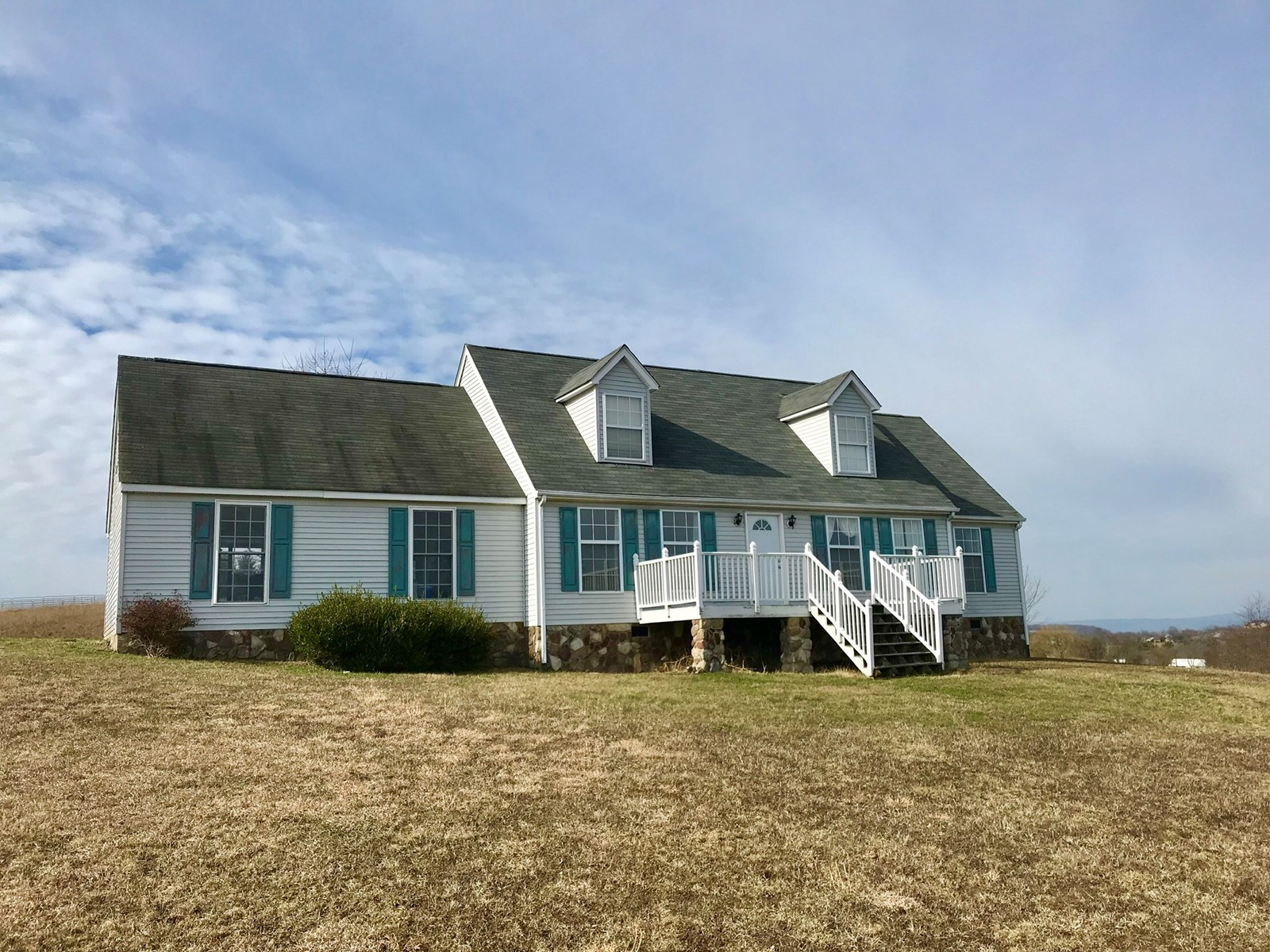 Charming Home for Sale in Christiansburg VA