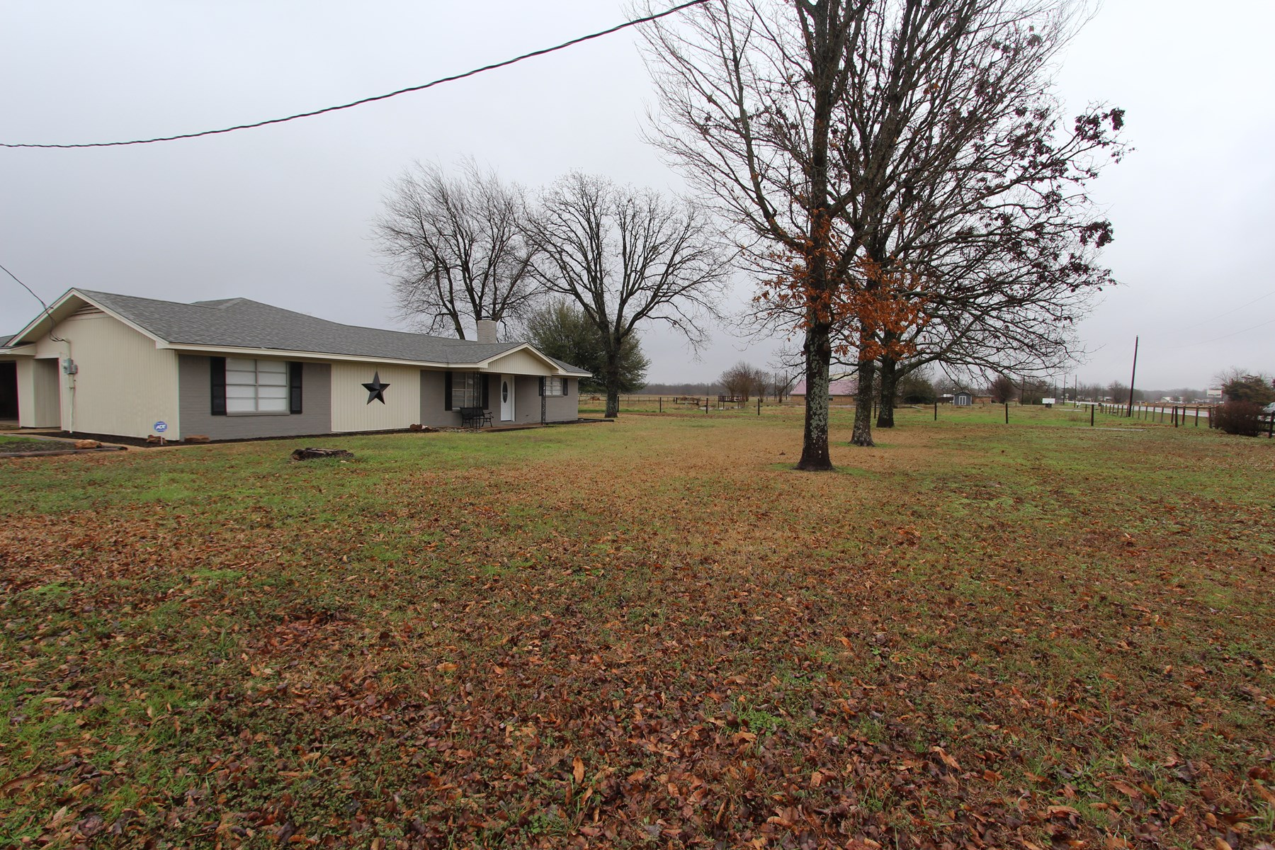 Country Home With Land For Sale Sumner Texas Lamar County