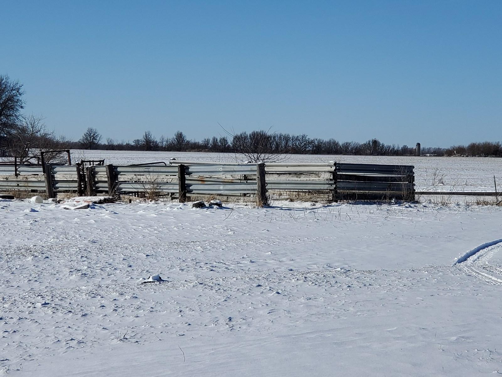 77.5 Acres Scotland Co Pasture Land with New Fences