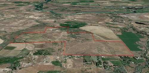 250 acers of secluded Idaho land in the Melon Valley w/water
