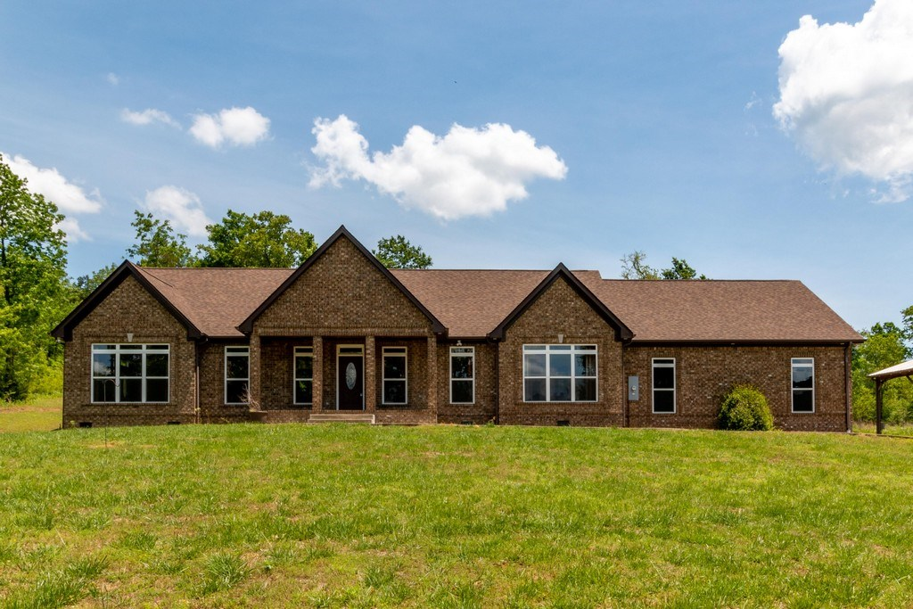 Custom All-Brick Ranch Home for Sale, Spring Hill Tennessee