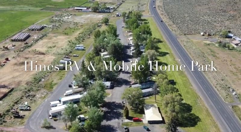 HINES RV & MOBILE HOME PARK