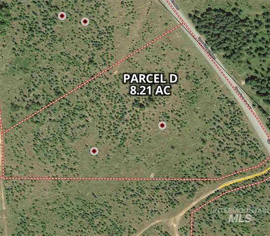 Undeveloped Recreational Property near Orofino, ID
