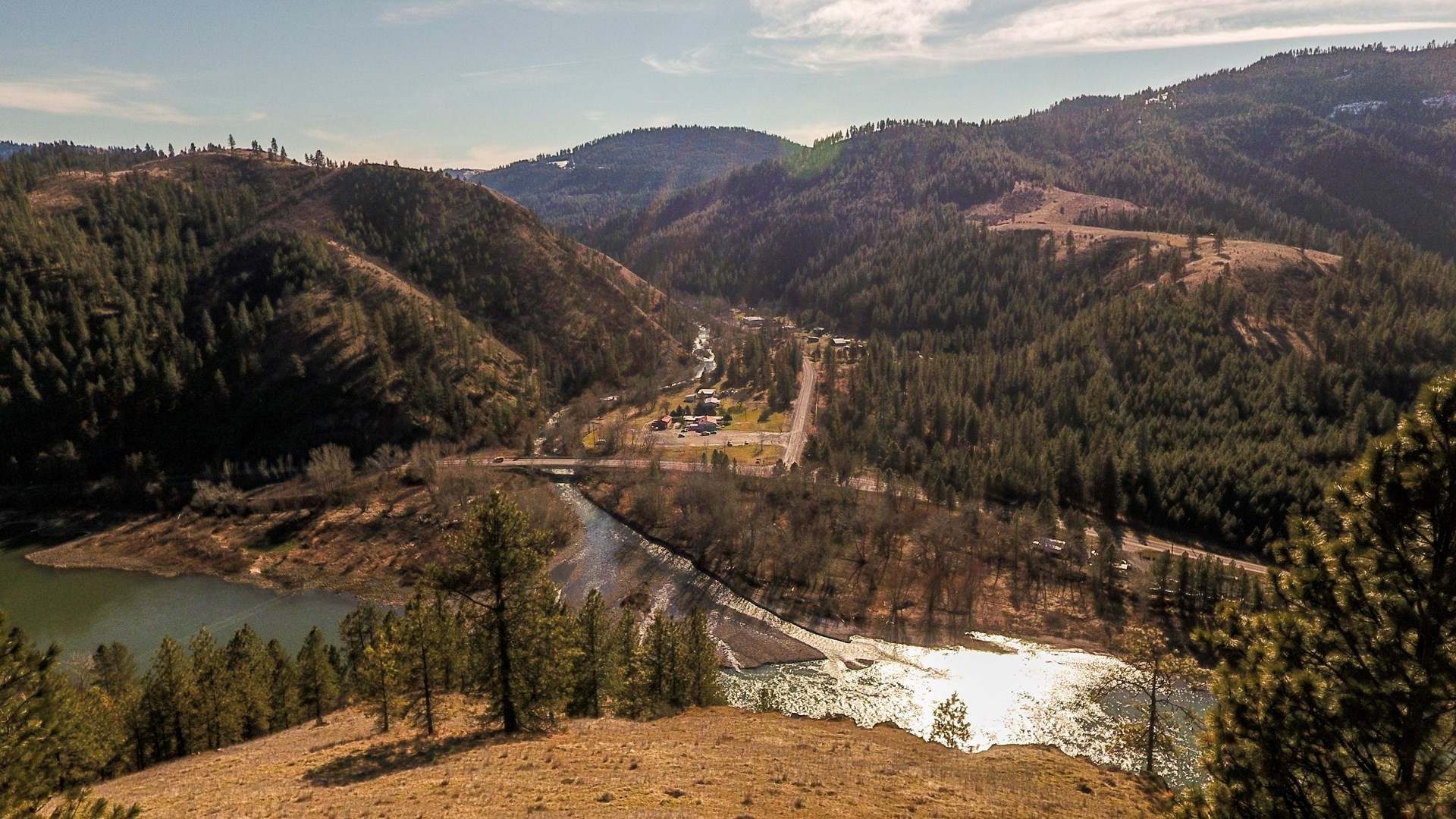 49.9 acre building lots, along Clearwater River in Idaho