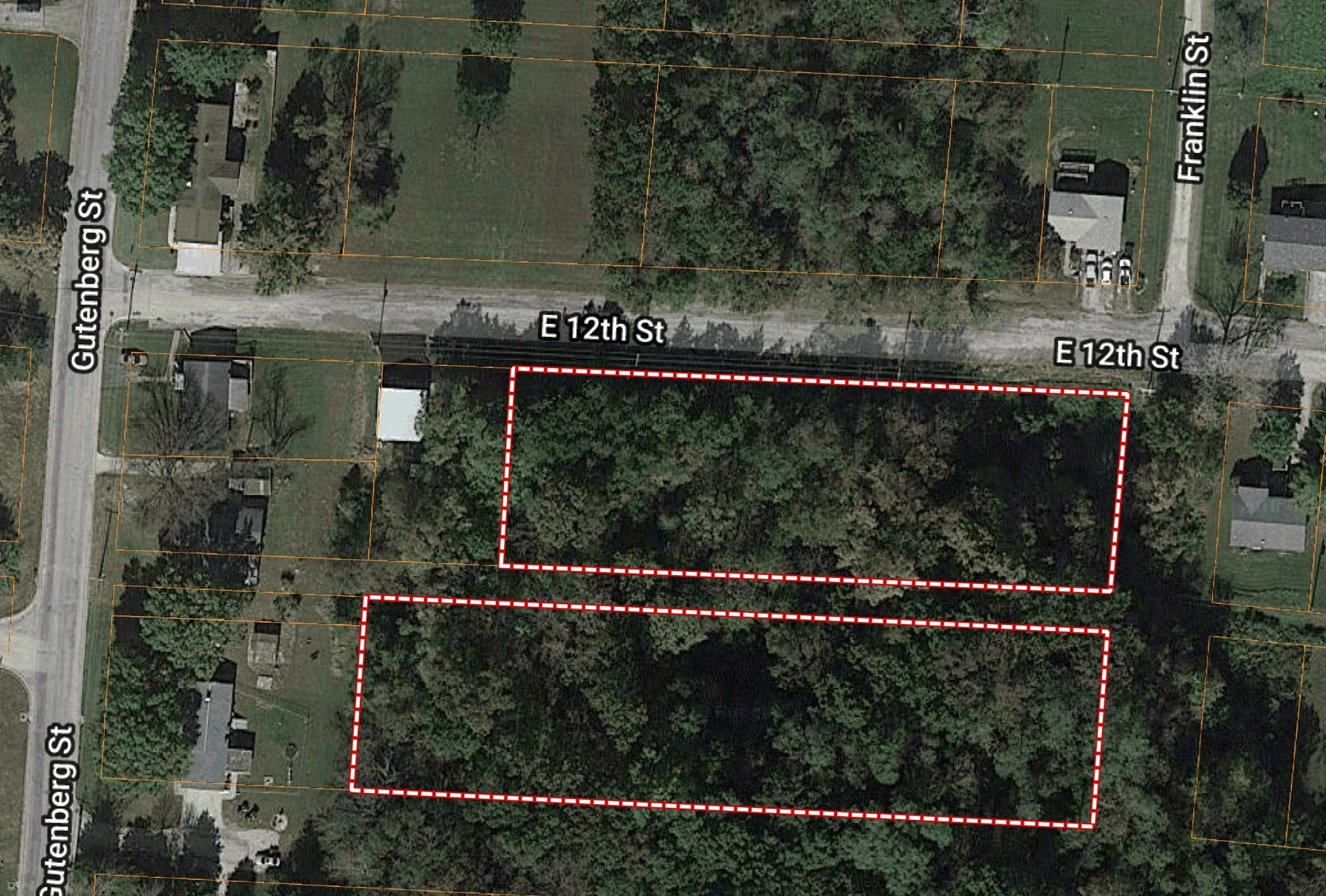 Residential and Multi-family Land For Sale in Hermann, MO!