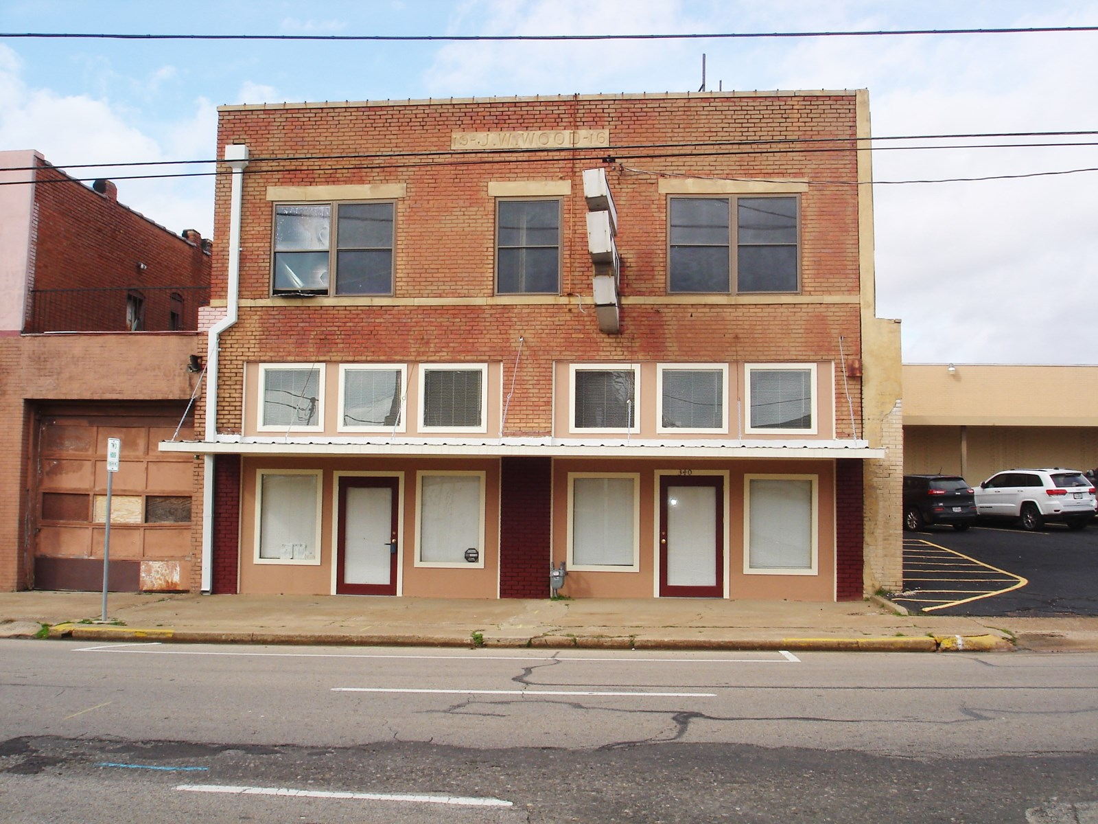 Historical Commercial Building For Sale Paris Texas