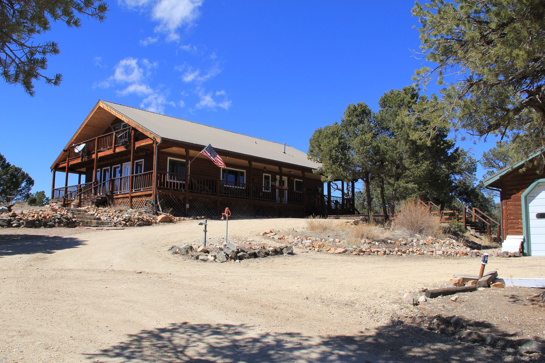 Colorado Mountain Cabin / Horse Property, Hunting Property