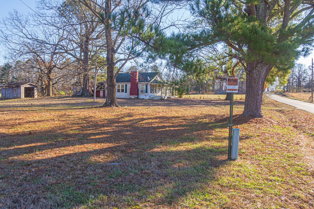 One Acre Building Lot with old Home Place