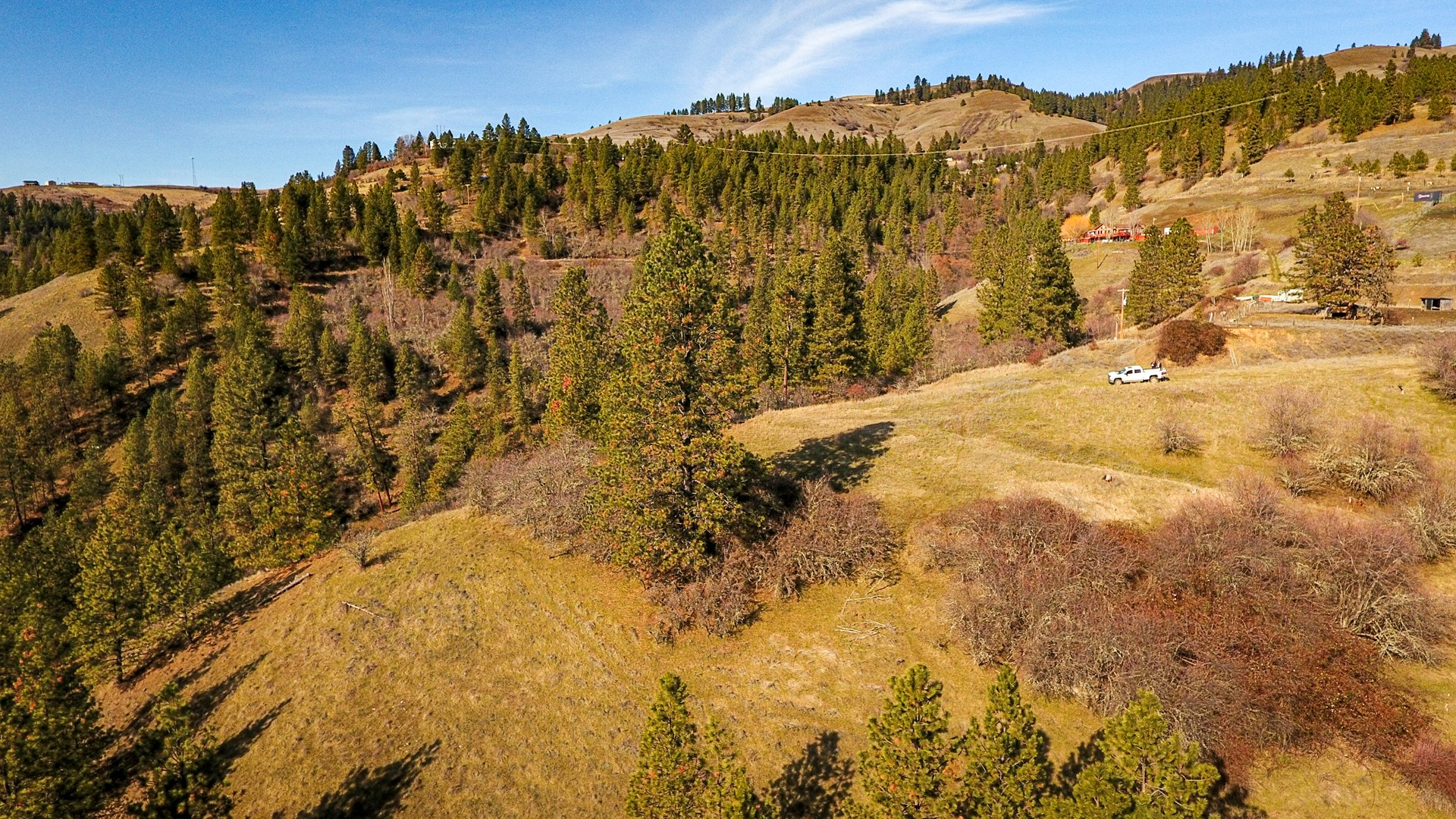 20 acre lot along the Clearwater River near Lenore, Idaho