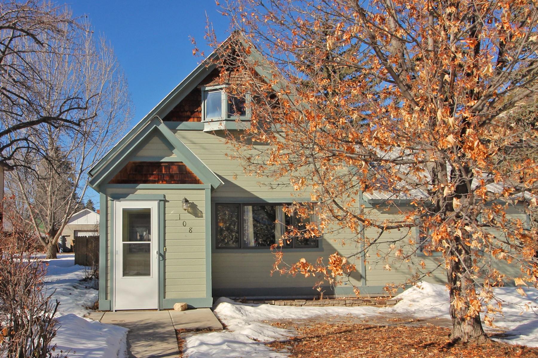 For sale 3 bedroom 1 bathroom home in Dolores, Colorado