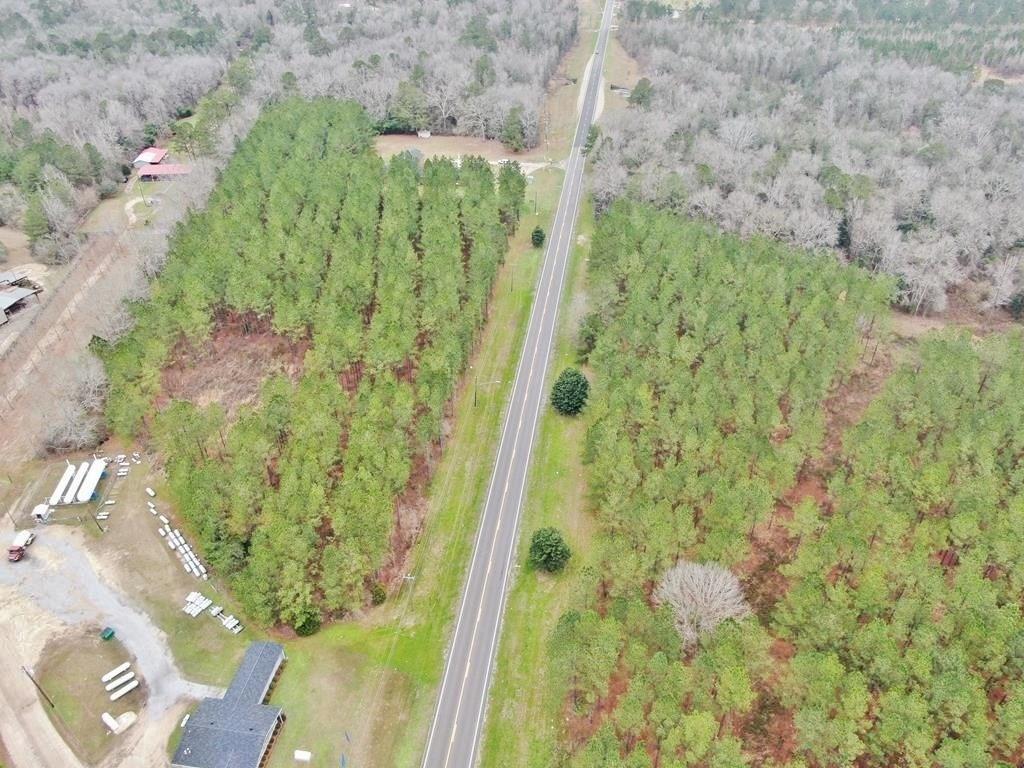 6 Acres Land For Sale Inside Richton, MS City Limits