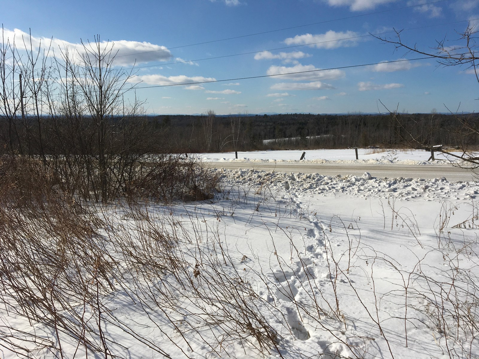 Affordable Land For Sale in Maine
