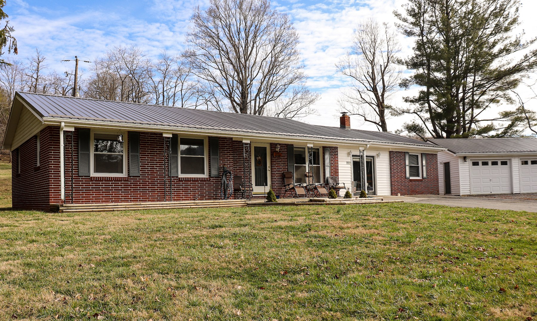 Beautiful One Level Country Home for Sale in Floyd VA!