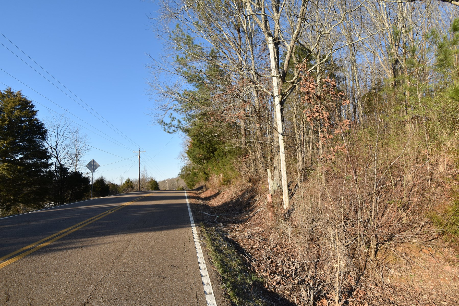 2 Wooded acres near Tennessee River $12,000