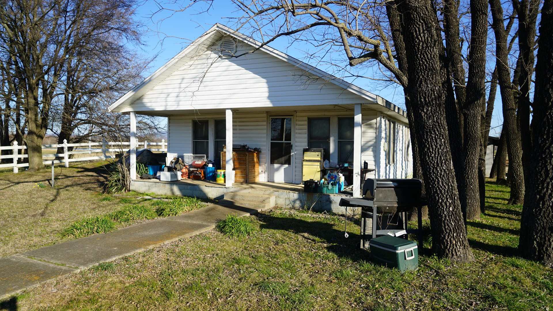 Country Highway Home and 2 acres