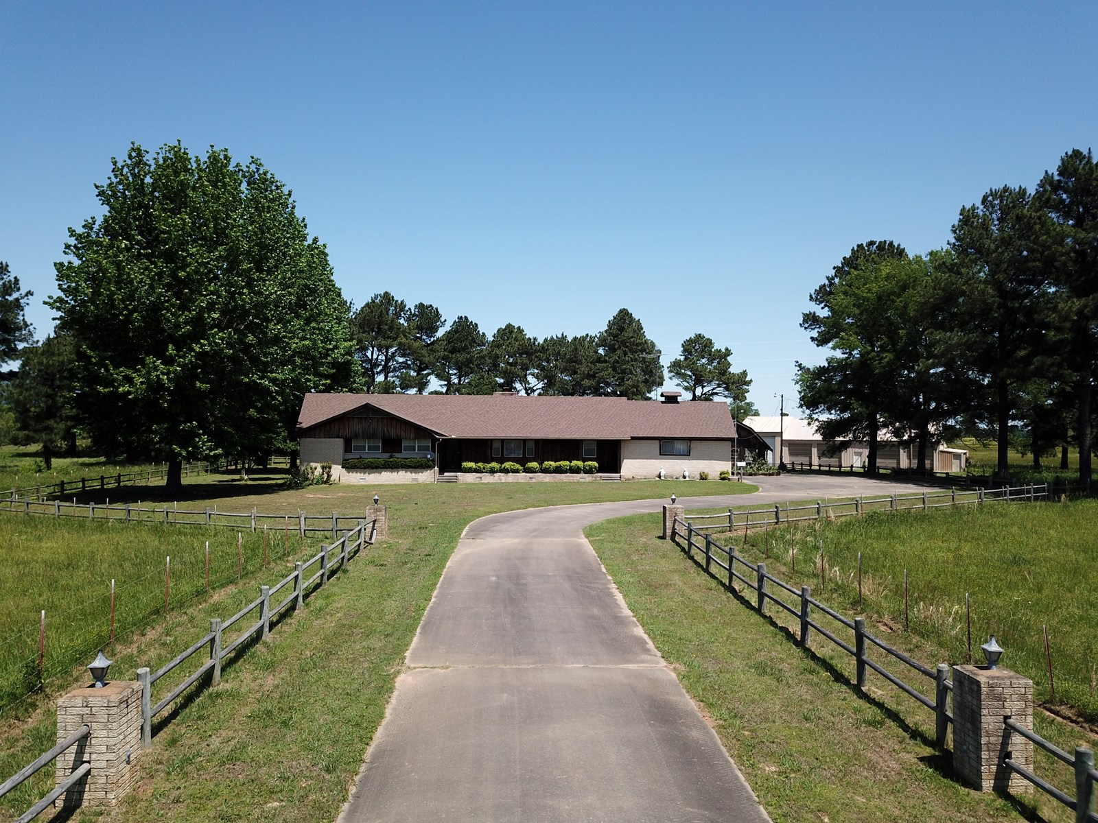 Cattle or Horse Ranch with Shop for sale