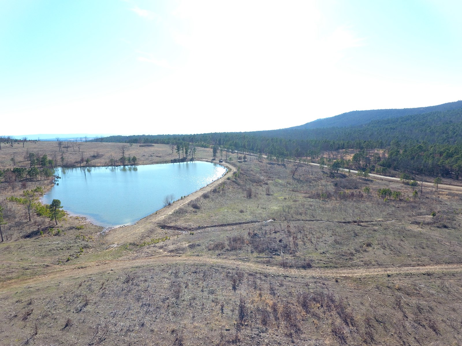 Cavanal Ranch – Recreational Land & Lake - For Sale